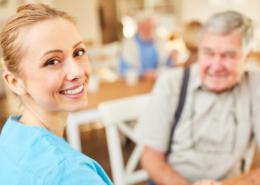 24-Stunden-Pflege und Demenzbetreuung von senioba